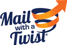Mail with a Twist Logo